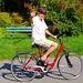 Viel Freude beim Radfahren - multe da plezuro ĉe biciklado