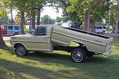 Custom Ford Ranger Pickup