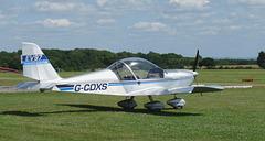 EV-97 Team Eurostar UK G-CDXS