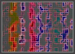 disque dur-Hard disk... version abstraite