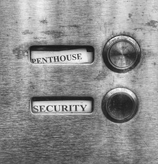 Penthouse Security, West George St, Glasgow, 2 March, 2017