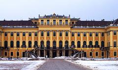 AT - Wien - Schloss Schönbrunn