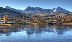 Dørålen / Døråldalen, Rondane mountains.