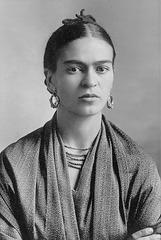 Frida Kahlo, fotis patro Guillermo Kahlo