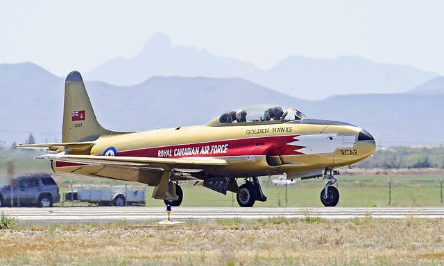 Canadair T-33 Silver Star N99175