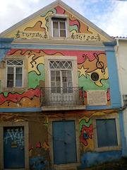 Birth house of Luísa Todi (1753-1833).