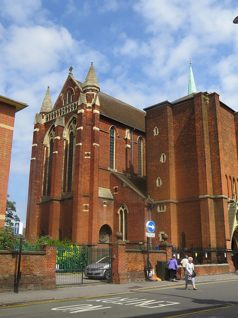 st michael's church, croydon, london