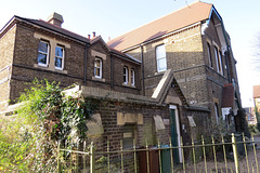 st. saviour's vicarage, markhouse road,  walthamstow