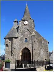 Fortified chapel