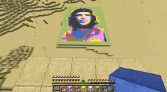 Che visiting Minecraft - Viva la Resolution