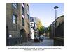 Rotherhithe Street & The Mayflower pub - London - 21.11.2007