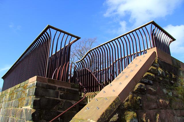 Chester Walls. Morgan's Mount