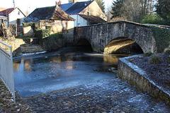 le pont aux Laies La Chatre