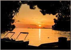 Cavtat - Croatia.