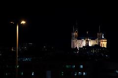 Fourvière depuis la confluence - Lyon