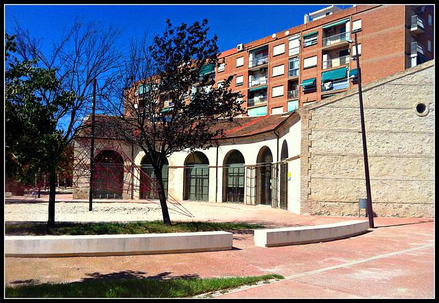 Valencia: parque de Marchalenes 5