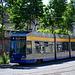 Leipzig 2019 – LVB 1105 waiting on the Kurt-Schumacher-Straße