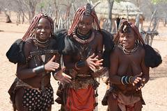 Namibia, Himba Women