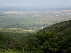 Overview to the plain.