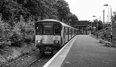 Train Approaching Balloch Station
