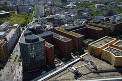 Berlin ist grün - Berlin is green- mit PiPs