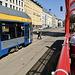 Leipzig 2019 – Große Leipzig-Stadtrundfahrt mit der Straßenbahn – Changing the points
