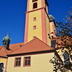 Kirche St. Märgen