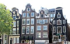 Amsterdam (NL) 15 mai 2018.