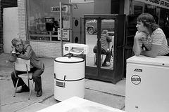 Kensington Market, Toronto, 1983