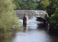 Brynich Aqueduct, Monmouthshire-Brecon Canal, Brecon 23 August 2017