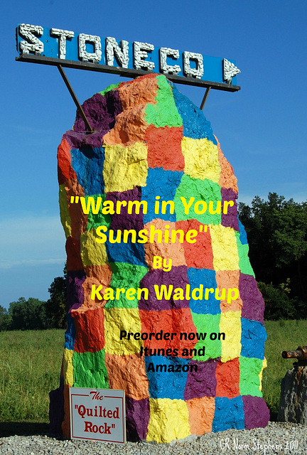 """Warm in Your Sunshine"""