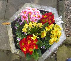 Die Farben des Frühlings - la printempaj koloroj