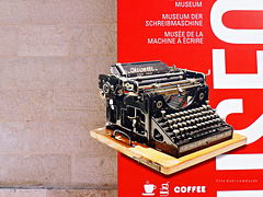 Olivetti and Coffee