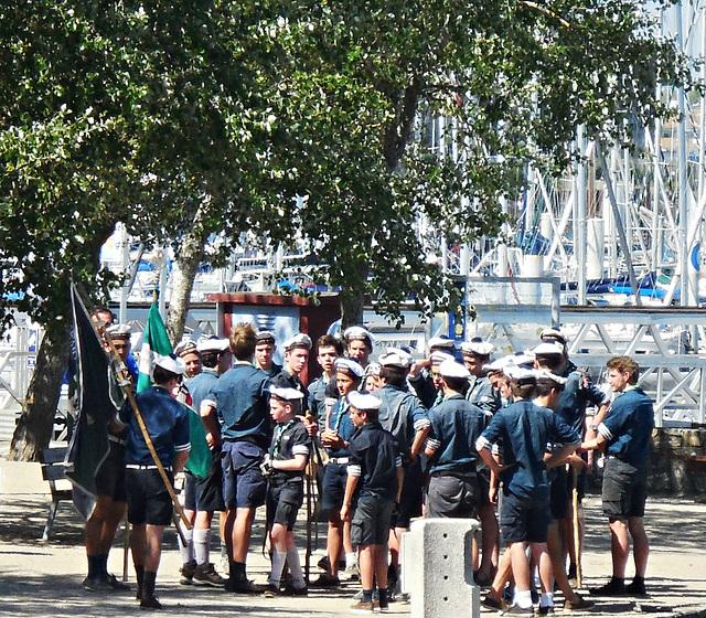 les scouts marins