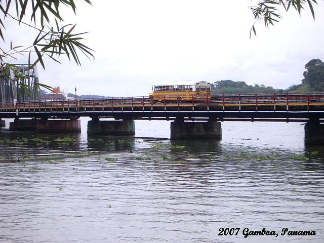 20 Rio Chagres Main Bridge