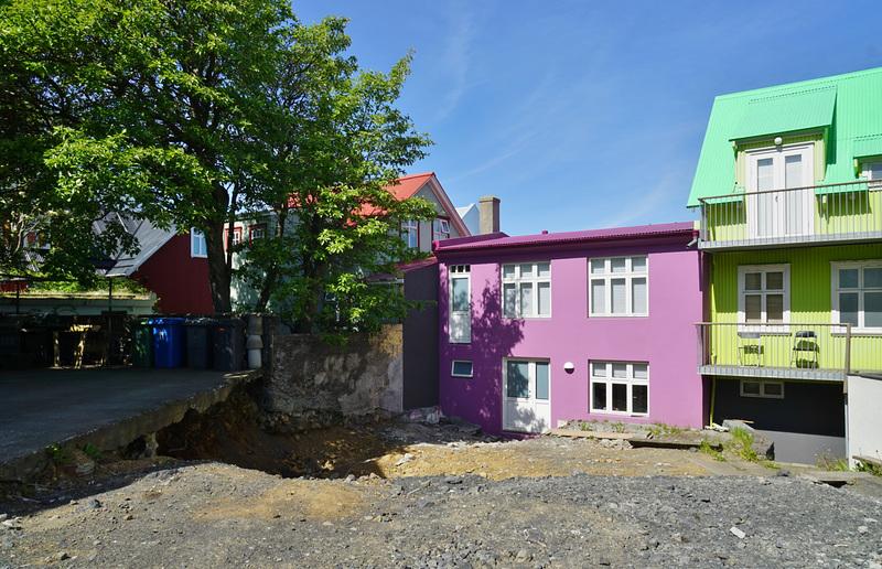 Reykjavik Hausfront stefan