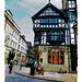 Chester street scene