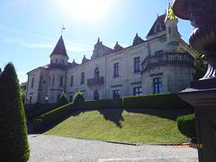 Chateau Jeanne d'Arc à TERRASSON LAVILLDIEU