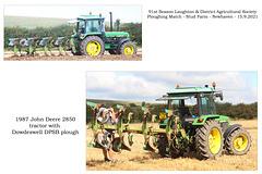 16 John Deere 2850 1987 Ian Draper Dowdeswell DPSB