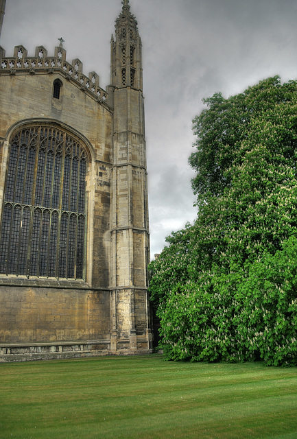King's College Chapel, Cambridge 2