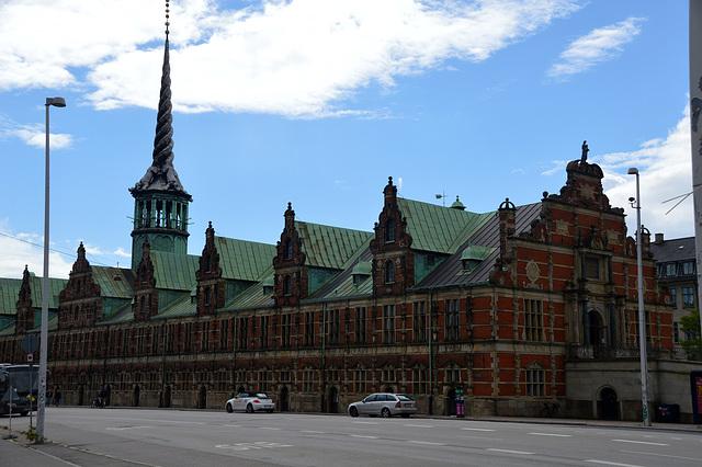 Die alte Börse von Kopenhagen
