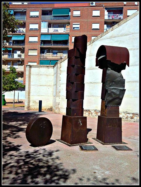 Valencia: parque de Marchalenes 7