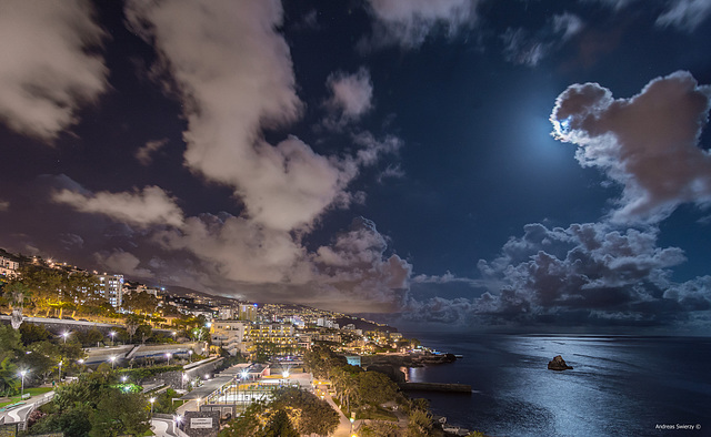 Madeira, Funchal, Hotel Baia Azul
