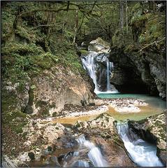 At the creek šumnik