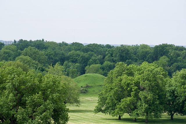 Twin mound (2)