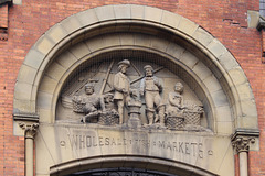 Former Wholesale Fish Market, High Street, Manchester
