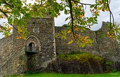 Castle Walls    -            HFF!