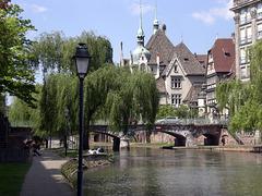 Flanieren in Strassburg