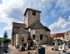 Vomécourt-sur-Madon - Saint-Martin
