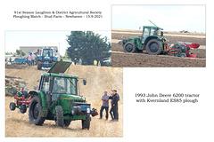 21 John Deere 6200 1993 William Tupper Kvernland ES85